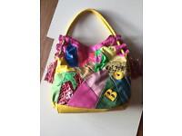 Colourful Hand Bag.