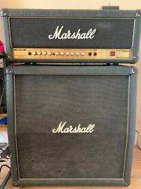 Marshall Avt 50H Head and Cab. 2001 - 2005