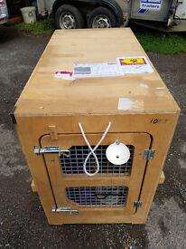 DOG TRANSPORTATION BOX
