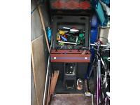 Arcade machine with hyper spin Jamma Mame