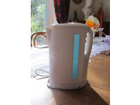 ELECTRIC KETTLE [WHITE]