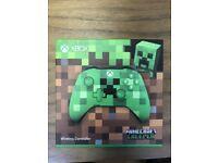 Minecraft Creeper Xbox One Controller (Brand new)