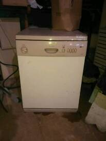 Hotpoint Dishwasher and 30day warranty