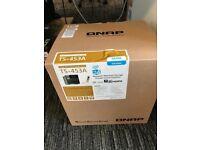 NEW Sealed - QNAP TS-453A NAS Enclosure (no drives included) 4 bays. 4GB Ram.