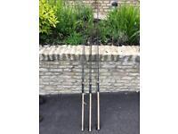 Nash Scope Cork rods