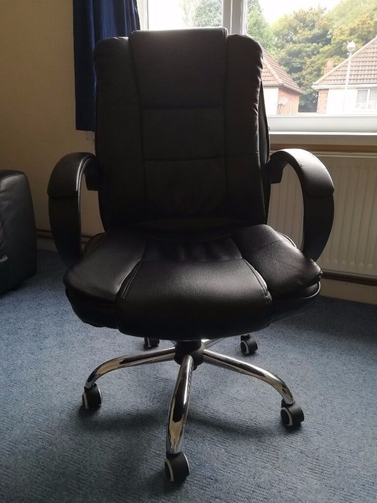 HIGH BACK EXECUTIVE OFFICE CHAIR - URGENT