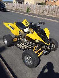 Yamaha Raptor 700R Road Legal Quad Bike 2006 660 450 Atv