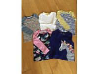 Mini Boden girls winter bundle (aged 5-6) 8 pieces
