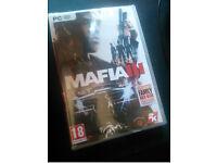 Mafia 3 PC BRAND NEW SEALED
