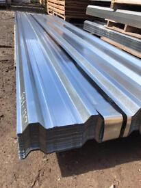 🔩 *New* Galvanised Box Profile Roof Sheets ~ 3.6M