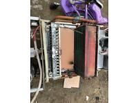 Combi boilers Scrap boilers Wanted £10 each copper pipe