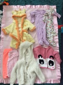 Small 3-6 month bundle