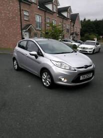 2011 ford fiesta low miles
