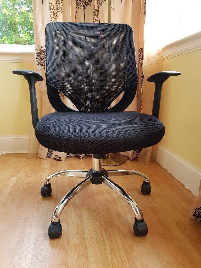 Black Swivel Office Chair | in St Andrews, Fife | Gumtree