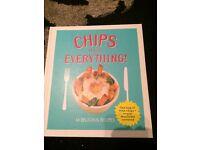 Chips with everything cookbook hardbacks