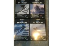Warren Smith instructional Ski DVDs