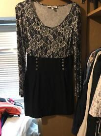 New look dress size m/l