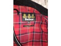 Authentic Barbour jacket