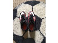 Men's football boots for sale size 7