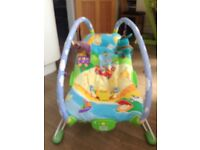 Used Tiny Love Bouncy Chair - Vibrating