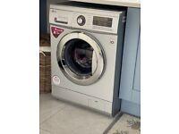 LG washing Machine Inverter direct drive 8kg