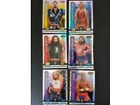 Slam attax card series