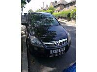 Pco registered Vauxhall zafira