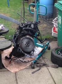 Vw bls engine parts