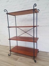 Four Tier Book shelf (DELIVERY AVAILABLE)