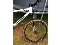 Cannondale lefty mountain bike