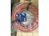Arctic Hayes rubber hose pipe