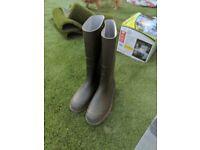 Wellington Boots - Size 10