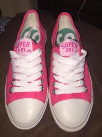 Superdry Size 4 brand new
