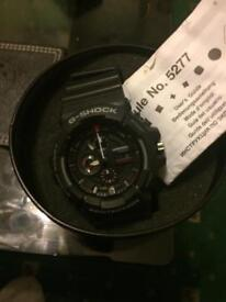 Casio g shock collection only£50 no offers like new model 5277 gac100 grab abargain
