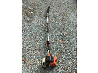 Tanaka long reach hedge trimmer