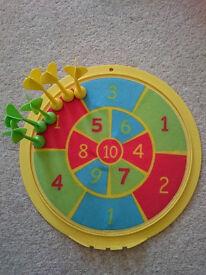 ELC 'dartboard'