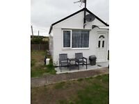 2 bedroom chalet for sale in Kent. Site open 10 months very quiet site. Rent paid for this year