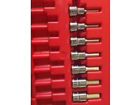 Snap on Allen key set