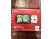 Tomtom sat nav go essential limited edition