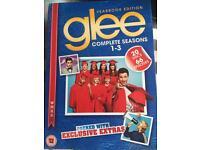 Glee season 1-3 box set