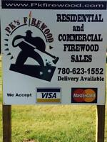 Lac la biche Area Firewood For sale