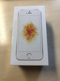 iPhone SE 32GB Gold - Brand New Sealed - EE