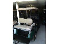 Golf Buggy Rear Seat kit Ezgo Rxv (Flip Seat)