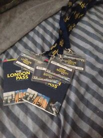 London pass for 3 days