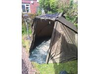 JRC stealth bivvy brolly tent fishing