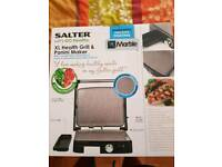 Salter Healthy grill xl and panini maker