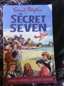 Enid blyton book secret seven