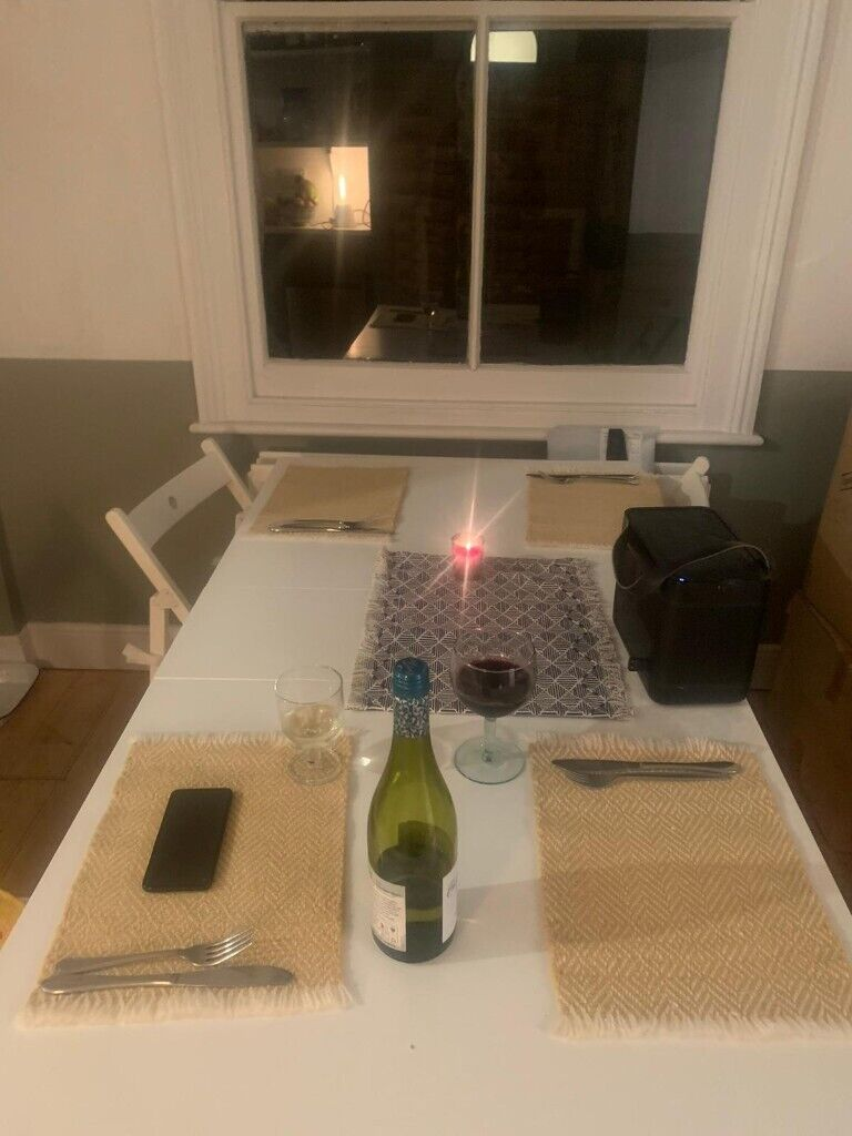 Ikea Folding Table And 4 Chairs Good Condition In Haringey London Gumtree