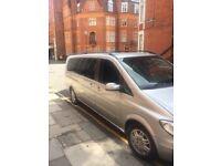 Mercedes Viano 8 Seater
