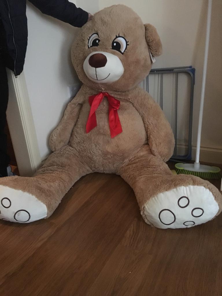 Big Teddy Bear Perfect For Valentine S Day In Kingsteignton Devon